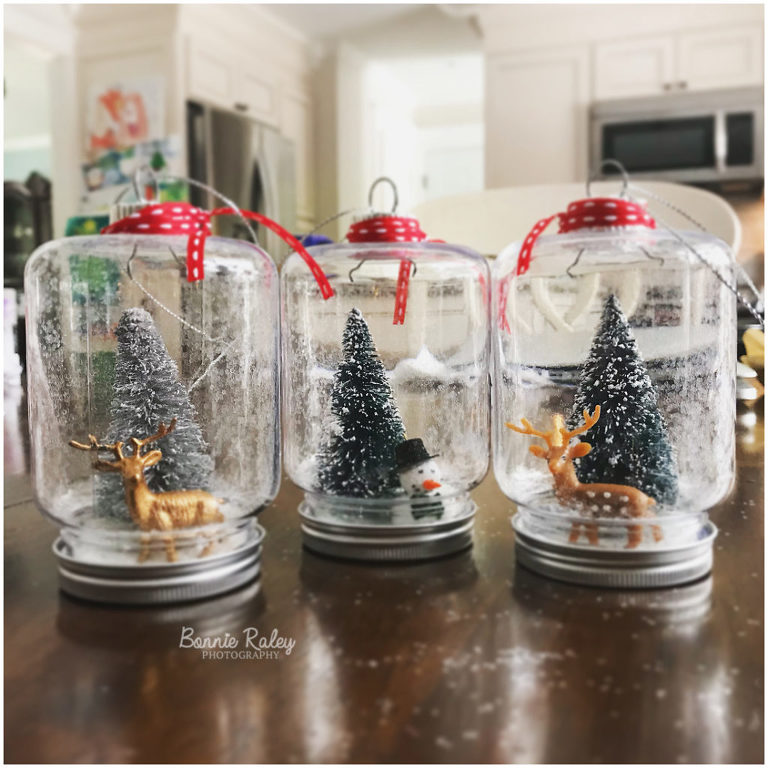 2 itty bitty christmas decor bottle brushed trees tiny deer wrapped presents among other items are available in the mini christmas tree ornament decor